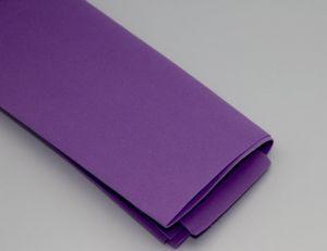 `Фоамиран Иранский, толщина 2 мм, размер 60х70 см, цвет фиолетовый