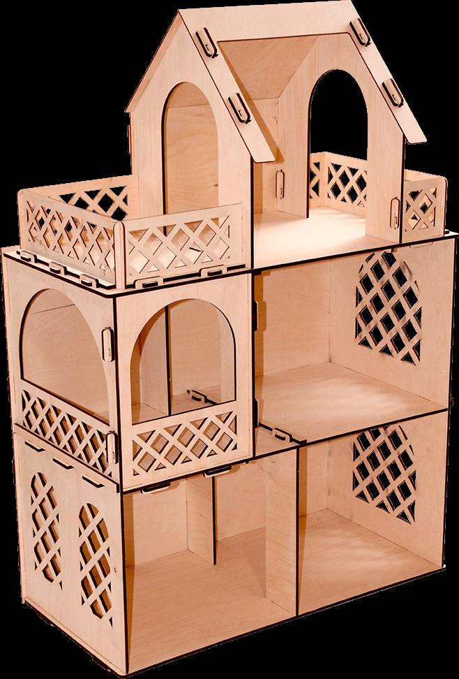 """Кукольный домик  """"Счастливый дом"""""""