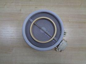 Эл_Конфорка (стеклокерамика) 1700/700 W,d=200, с расшир.зоной