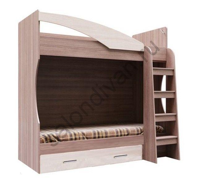 """Кровать двухъярусная """"Вега ДМ 16"""""""
