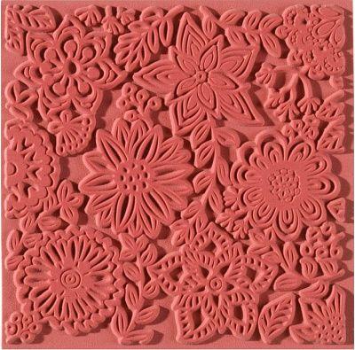Текстурный лист, Цветение