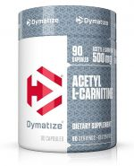 Acetyl L-Carnitine от Dymatize 90 кап