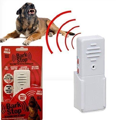 Ультразвуковое устройство-антилай для собак BARK STOP