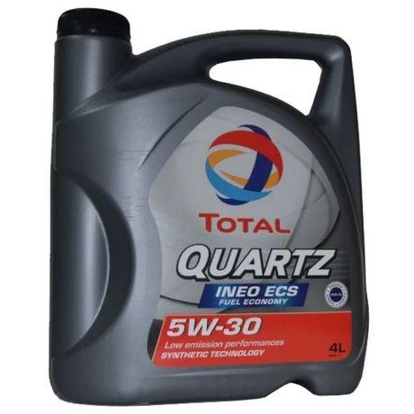 Масло  моторное Total QUARTZ INEO ECS 5W30
