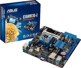 Материнская плата ASUS C8HM70-I/HDMI