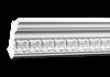 Карниз Европласт Лепнина 1.50.187 Д2000хШ51хВ51 мм