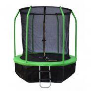 Батут Yarton Green 6ft (183 см) с защитной сеткой