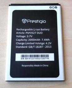 Аккумулятор для Prestigio PSP3527DUO Wize NK3