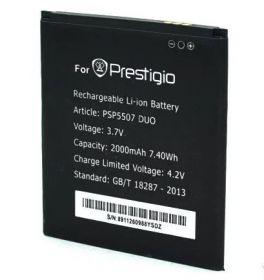 Аккумулятор для Prestigio MultiPhone 5507 DUO