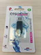 Кардридер OTG micro USB