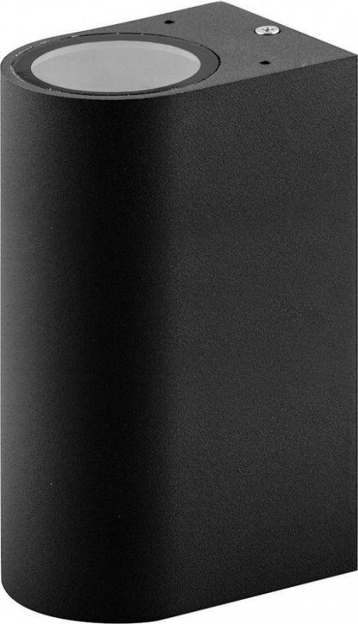 Светильник садово-парковый Feron DH015 черный