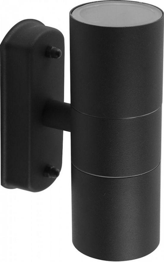 Светильник садово-парковый Feron DH0704, 2*GU10 230V, черный