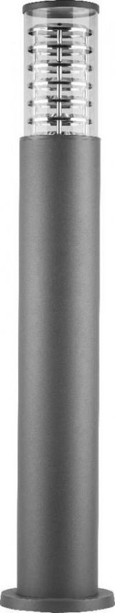 Светильник садово-парковый Feron DH0805, Техно столб, серый