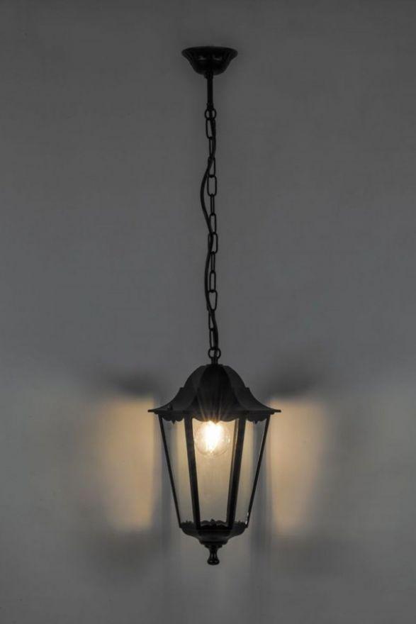 Светильник садово-парковый Feron 6105 шестигранный на цепочке