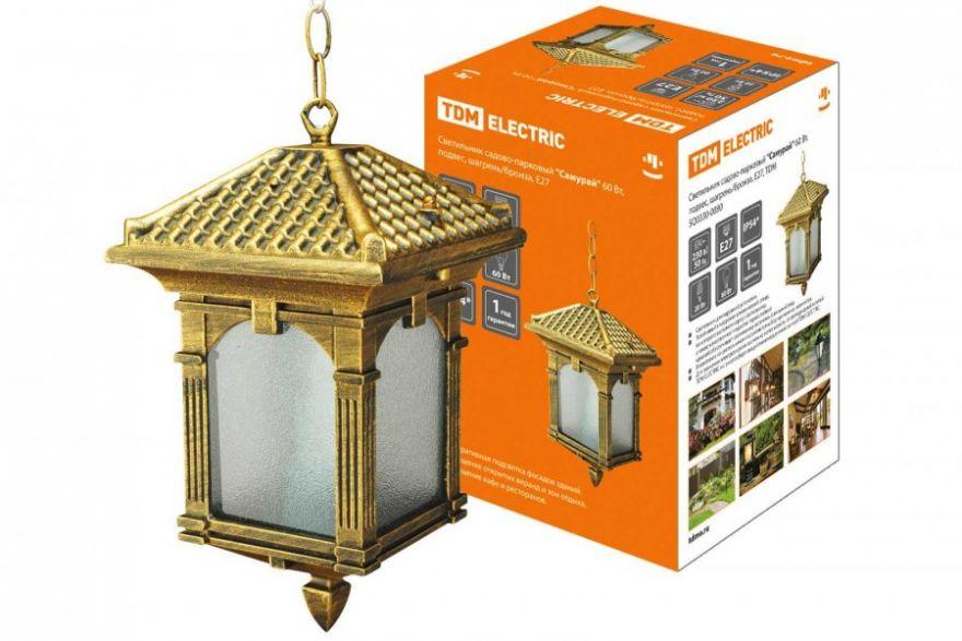 Садово-парковый светильник TDM SQ0330-0080