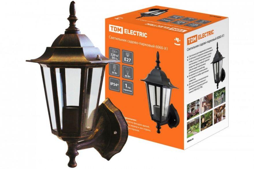 Садово-парковый светильник TDM SQ0330-0011