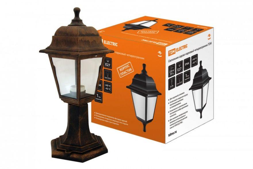 Садово-парковый светильник TDM SQ0330-0725