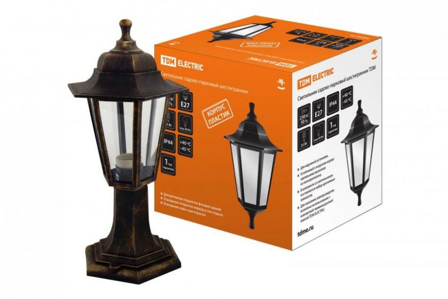 Садово-парковый светильник TDM SQ0330-0712
