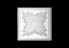 Обрамление Арок Европласт Лепнина 1.54.013 Ш109хВ109хТ28 мм