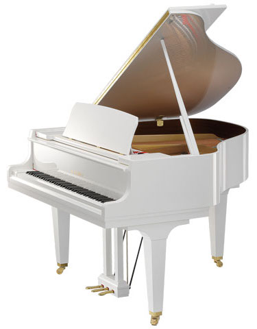 Кабинетный рояль Kawai GL-10 WH/P