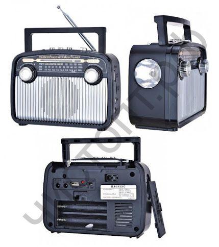 Радиоприёмник сетев. HN-282UAT (USB)