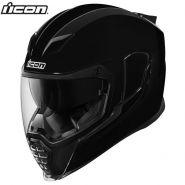 Шлем Icon Airflite Gloss, Чёрный
