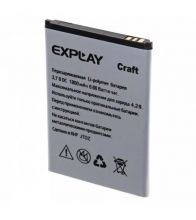 Аккумуляторная батарея Explay Craft Original