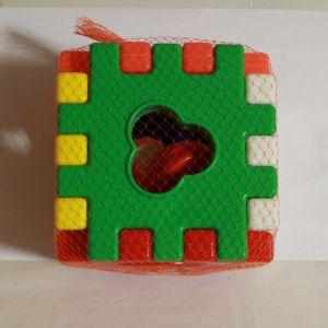 ! логический куб большой, ячейка: 6