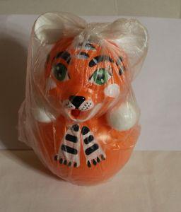 ! неваляшка тигр, ячейка: 8
