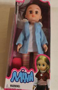 ! кукла мина 36см, ячейка: 32