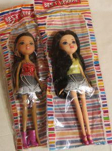 ! кукла модница 25см в ассорт, ячейка: 32