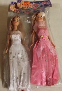 ! кукла модель длин платье 29см в ассорт, ячейка: 32