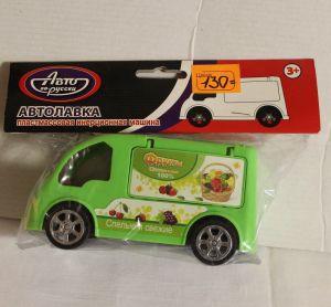 ! машина-фургон инерц фрукты, ячейка: 36