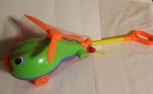 ! каталка вертолет, ячейка: 38
