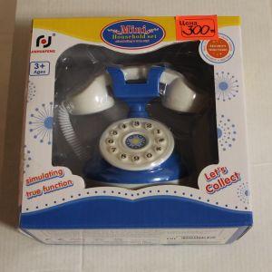 ! телефон диск на батар, ячейка: 42