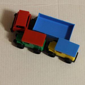 ! набор 2фаэтона+машина с приц, ячейка: 51