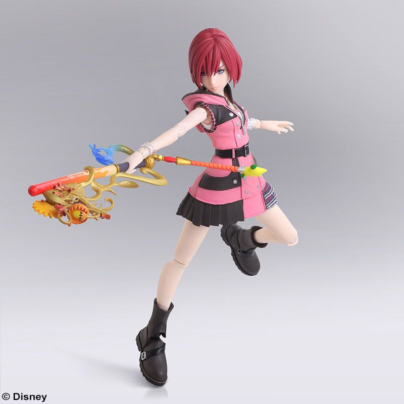 Аниме фигурка Kingdom Hearts III - Bring Arts Kairi