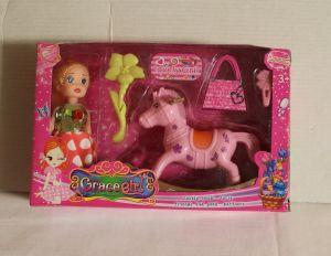 ! набор кукла мал с качалкой, ячейка: 55