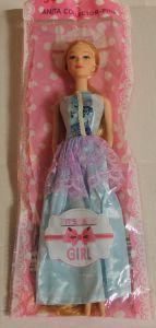 ! кукла модель 29см, ячейка: 55