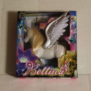 ! лошадь с крыл бел, ячейка: 56