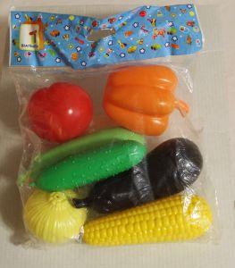 ! набор овощей 7шт, ячейка: 58