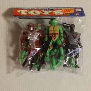 ! набор черепах мульт 6шт, ячейка: 59