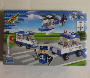 ! бан бао полиция 110д, ячейка: 67