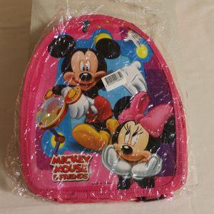 ! рюкзак микки роз 1отд пласт, ячейка: 69