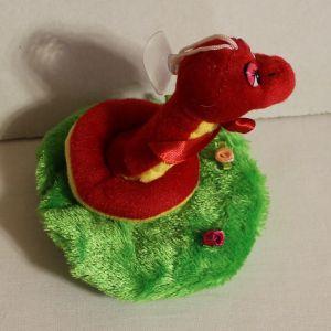 ! змея на поляне крас, ячейка: 75
