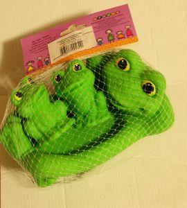 ! лягушка с лягушатами, ячейка: 76
