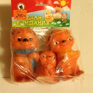 ! набор три медв, ячейка: 76