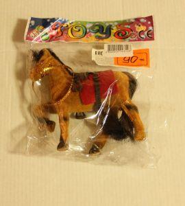 ! лошадь флок корич, ячейка: 77