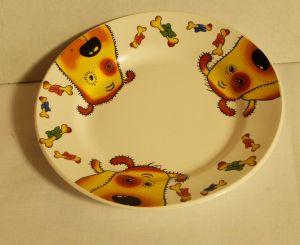 ! тарелка мелк гав-гав 175мм, ячейка: 91