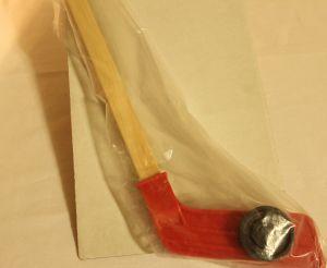 ! клюшка хокк с шайбой крас, ячейка: 93